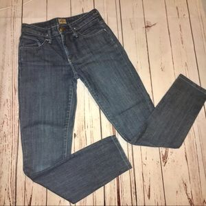 AG Adriano Goldschmied Gold Sign Skinny Jeans